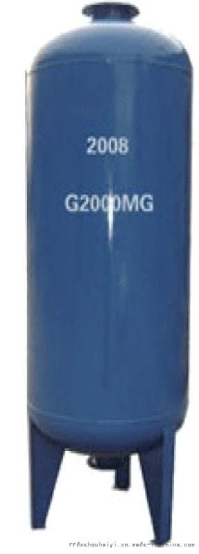 QL消防增压稳压隔膜式气压罐 不锈钢气压罐厂家