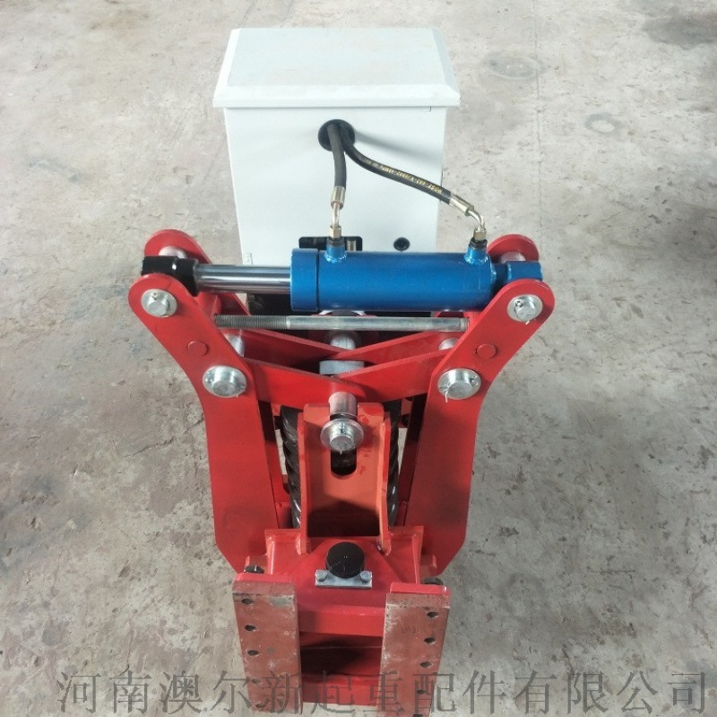 龍門吊彈簧液壓夾軌器  安全防護設備
