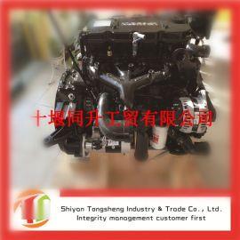 康明斯电控柴油发动机总成 现代挖机用发动机