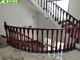 漫步室内家装实木楼梯