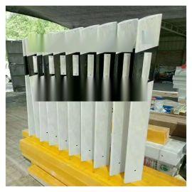 禁止挖掘玻璃钢3.5标志牌立柱