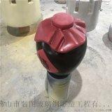 佛山玻璃钢造型雕塑厂家 玻璃钢酒瓶雕塑