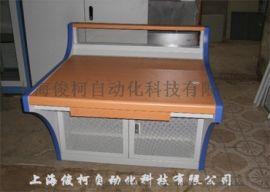 畅销新款不锈钢琴式操作台不锈钢钣金操作台监控操作台