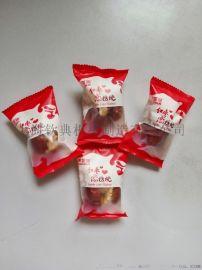 五谷杂粮味月饼自动包装机 1-10片平面口罩包装机