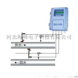 插入式超声波流量计, 厂家, 使用说明