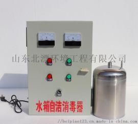 生活用水内置水箱自洁消毒器