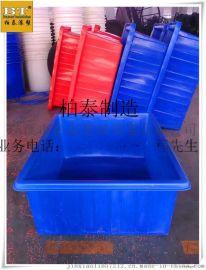 萧山500L塑料方箱推布桶推布车内胆塑料方形水箱