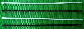 厂家直销塑料捆绑带自锁式 打包带胶带 尼龙扎带 绑扎带3.6*200mm