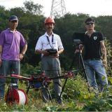 云南电力架线无人飞机电力放线拉线无人机