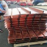 專業加工銅板 紫銅無氧銅板 定尺國標止水板加工定製