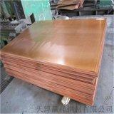 复古紫铜板 专业国标铜板 无氧铜片 厂家加工定制