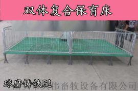保育床养仔猪的好处有哪些 双体保育栏多少钱