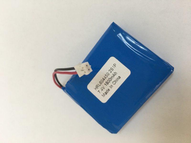 锂电池厂家 604450 1800mah