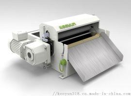 胶辊型磁性分离器磁分器 烟台杞杨KB1A磁分器