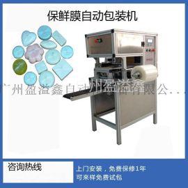 YN-650全自动圆形香皂保鲜膜包装机
