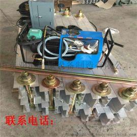 矿用橡胶皮带硫化机 电动全自动皮带硫化机