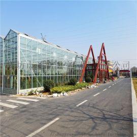 玻璃温室 温室大棚厂家 温室工程 连栋温室