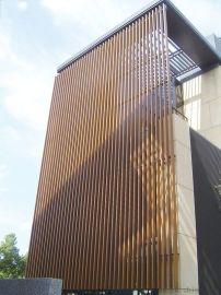 型材外墙隔断铝方管 拉弯造型铝方管 彩色吊顶铝方管