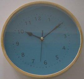 木制时钟 - 206