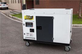 卫生院用20kw柴油发电机油耗
