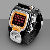 手表式餐厅呼叫器/咖啡无线呼叫器(Y-600)