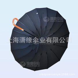男士商务直杆伞加厚钢槽骨架更强防风做工精良