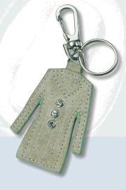 雙色電鍍鑰匙扣
