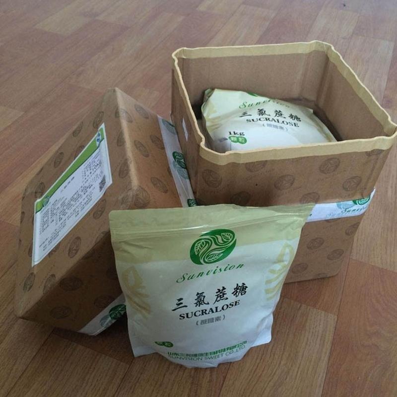 高甜度三氯蔗糖 大貨批發含運費價格 三氯蔗糖 顆粒和粉末