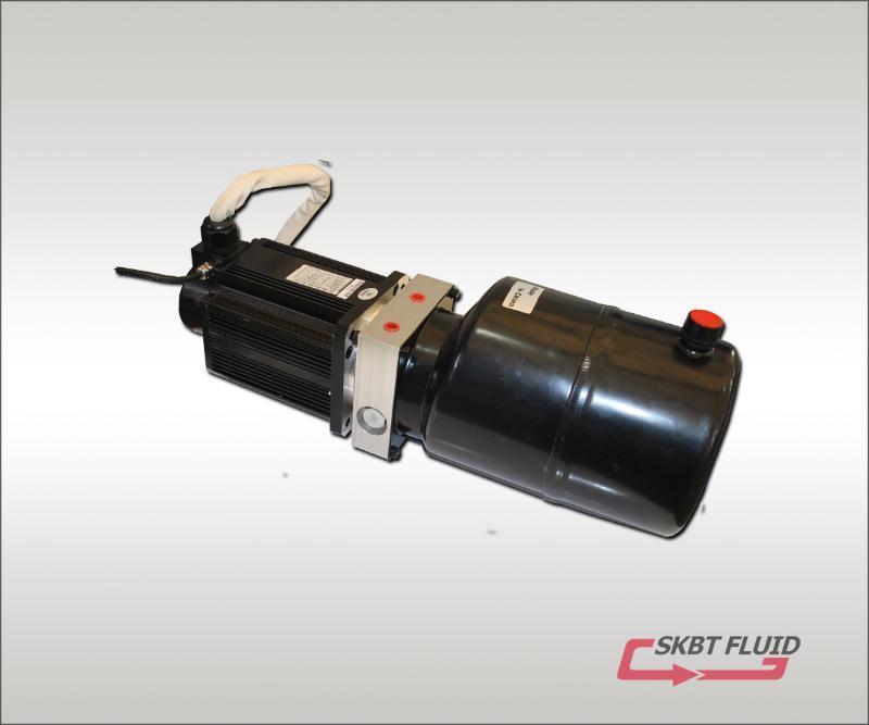 48V,220V,380V大功率無刷電機液壓動力單元