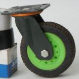 塑芯橡膠輪
