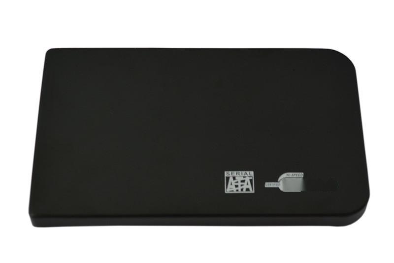 2.5寸上下盖SATA笔记本机械硬盘盒 USB2.0超薄快速免螺丝铝合金属
