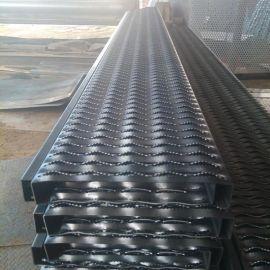不锈钢防滑板 金属防滑板 鳄鱼嘴防滑板