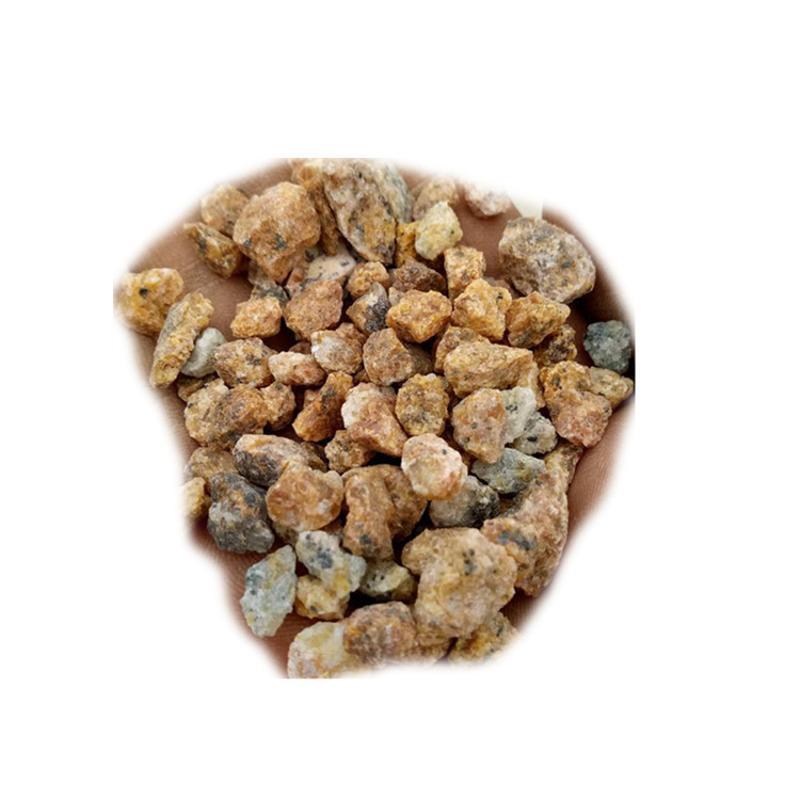 供應自來水廠過濾用黃金麥飯石顆粒 麥飯石濾料