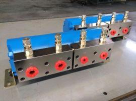 CFA3-4系列齿轮分流器(变量马达)带过载