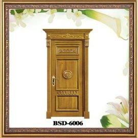欧美简约系列 白色复合门 房间门 室内套装门系列
