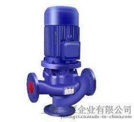 上海一泵GW型管道式80-40-13-3高效无堵塞排污泵
