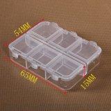 优价促销 广告礼品专用 双排6格 小塑料药盒
