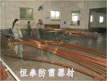 恒泰镀铜接地棒|铜包钢接地棒沧州原厂供应商
