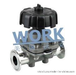 进口阀门 进口隔膜阀 进口卫生级隔膜阀