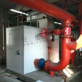 柴油机噪声治理 张家港道康宁柴油机消防泵组噪音治理工程 隔声罩 隔音罩