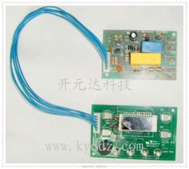 带LCD液晶显示器全自动咖啡壶控制板PCB电路板线路板电子产品开发