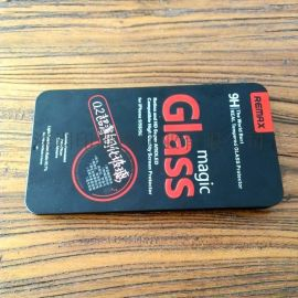 iPhone5S钢化玻璃保护膜铁盒包装iPhone6手机包装盒
