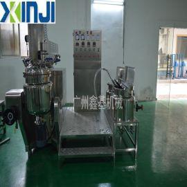 工厂直销100L乳化机,不锈钢均质乳化机,乳化搅拌罐
