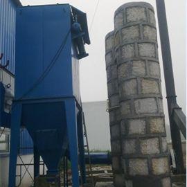 销售锅炉配套麻石脱硫塔 布袋除尘器 