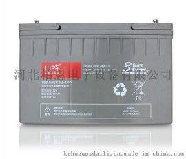 SANTAK 山特城堡C12V 系列电池C12-100/12V100AH 免维护电池