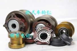 欧式车轮组,球墨铸铁车轮组,F系列,与科尼配用