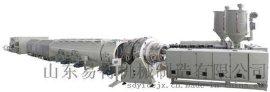 PPR、PE、PP、PE-RT管材生产线