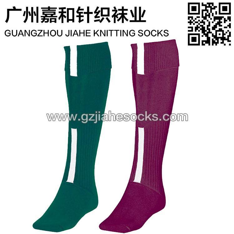 休閒運動足球襪 襪子供應商廣州廠家