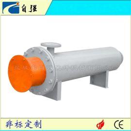 定制管道加热器 管道式电加热器 管道电加热器 立式卧式气体加热器 空气加热器智能控温