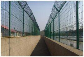 监狱围栏供应厂家. 刀片刺绳护栏 监狱围栏防护性能高 边境防护网